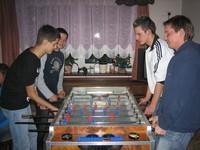 Fußballweihnachtsfeier 2005