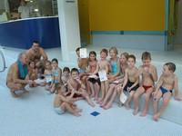 Kinderschwimmkurs 2005