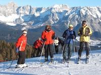 Skiausfahrt Reiteralm 2006