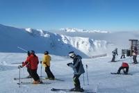 Skiausfahrt Galsterberg 2008