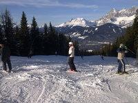 Skiausfahrt 2012