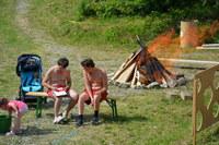 Eltern Kind Campen 2015