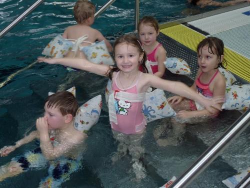 Kinderschwimmkurs 2015