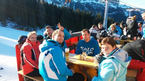 Skiausfahrt 2015