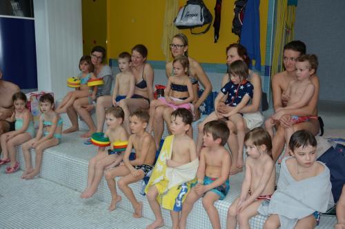 Kinderschwimmkurs 2018
