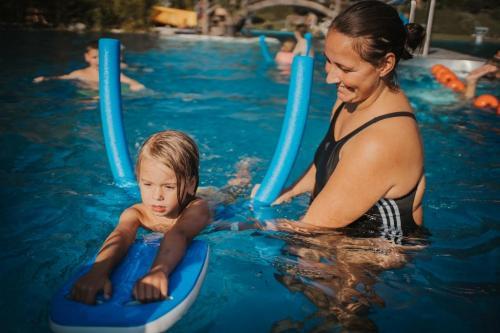 Kinderschwimmkurs Laussa 2021