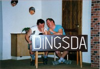 Faschingssitzung 1989