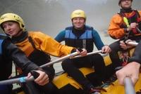 Rafting Palfau 2008